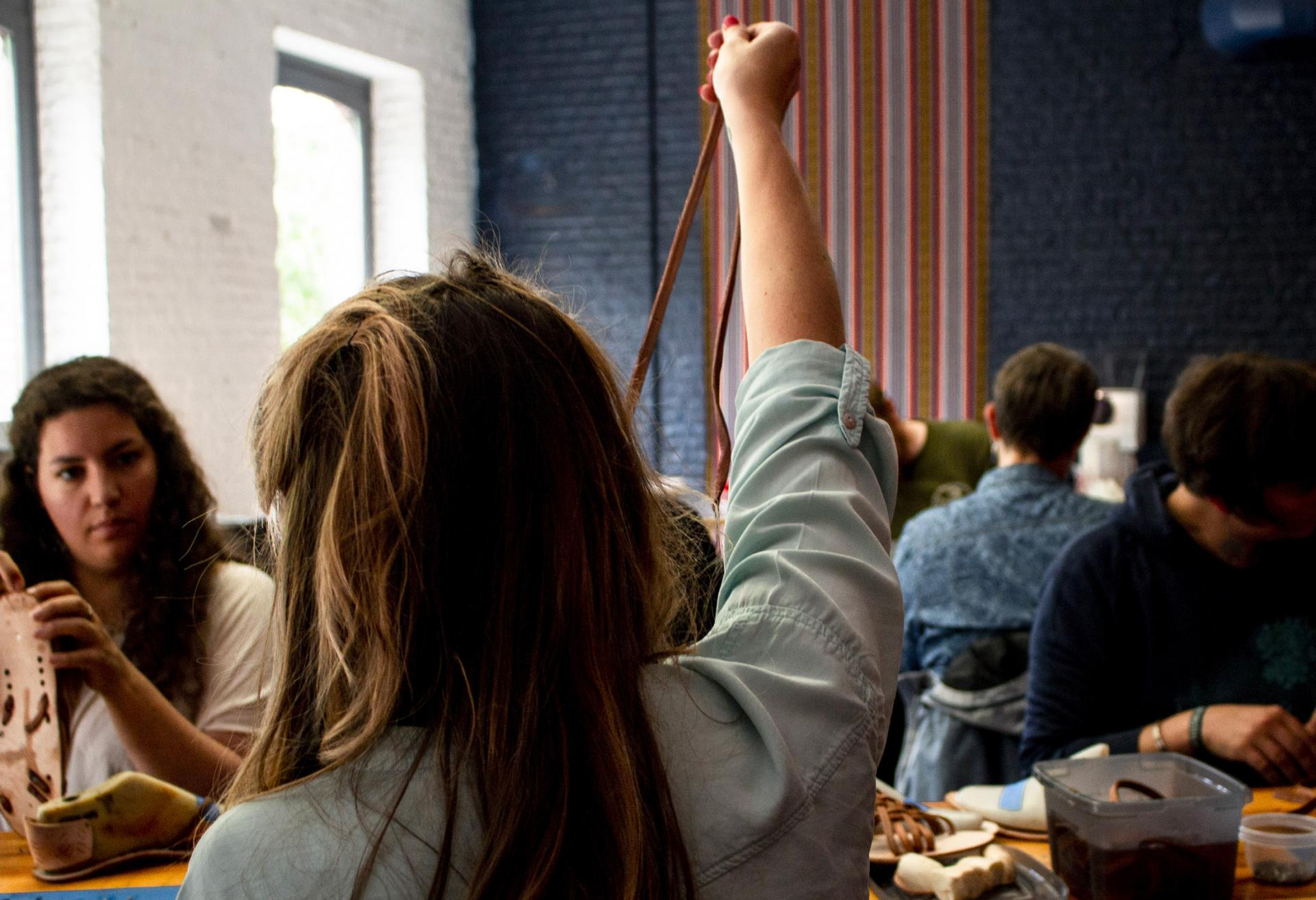 atelier huaraches